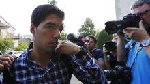 """محكمة التحكيم الرياضي """"كاس"""" تسمح لسواريز بالتدرب مع زملائه في برشلونة"""