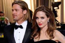 زواج براد بيت وانجلينا جولي في فرنسا