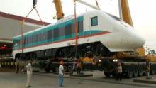 بدء شحن قطار مواصلات الخرطوم من الصين
