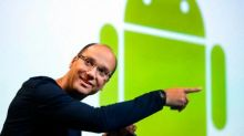 مؤسس نظام أندرويد، آندي روبين، يغادر جوجل