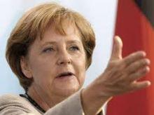 """هل يعتبرها العرب """"نيتنياهو جديد"""" .. المستشارة الألمانية أنجيلا ميركل تفتح النار على نفسها تنتقد اعتراف السويد بدولة فلسطين"""