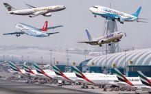 مطار دبي يثير عاصفة في بريطانيا