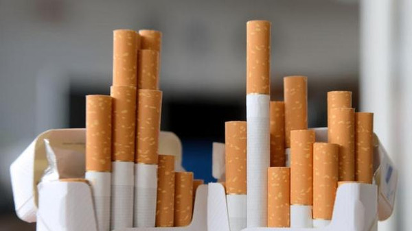تدخين سيجائر