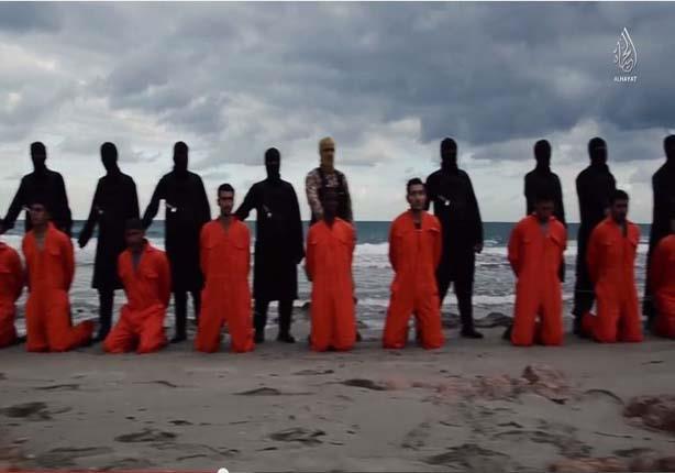 """خبيرة إرهاب: فيديو ذبح 20 قبطياً مصرياً، وواحد سوداني""""مفبرك"""" بالمونتاج"""