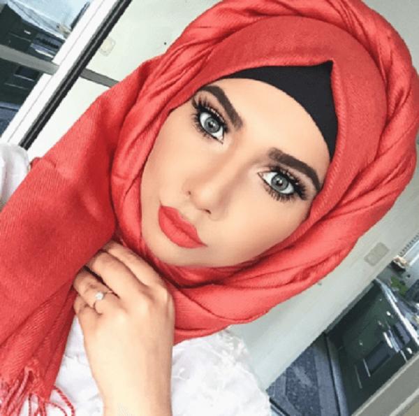 حجاب الماني