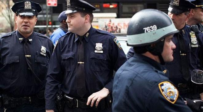 شرطة أمريكية