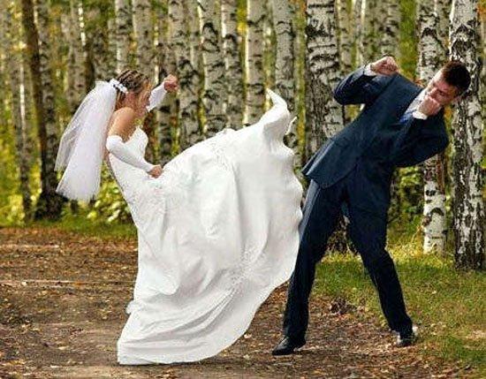 موقف زواج