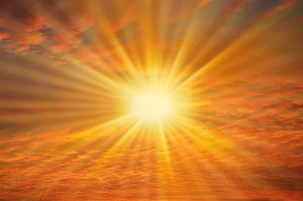أشعة-الشمس