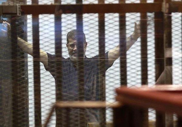 مرسي بعد الحكم