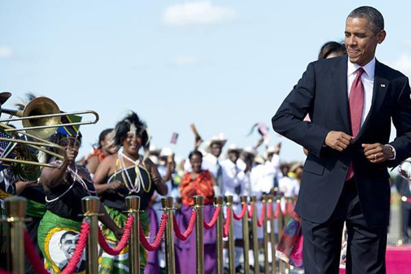 اوباما كينيا