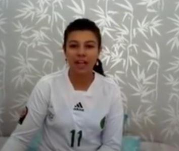 فتاةجزائرية