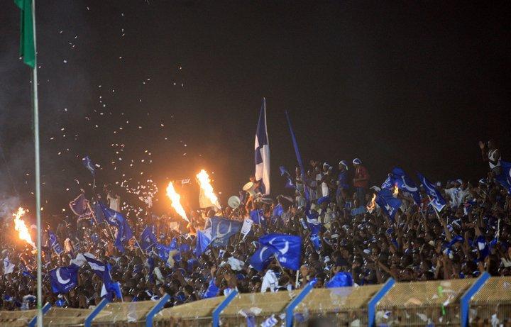 جماهير نادي الهلال السوداني