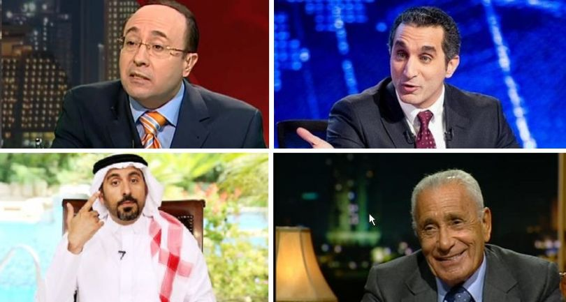 عرب مؤثرين