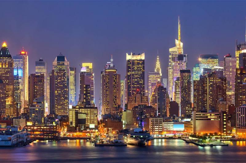 مدن ليلية