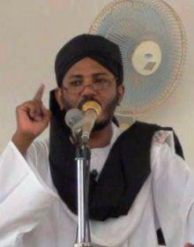الداعية محمد الجزولي