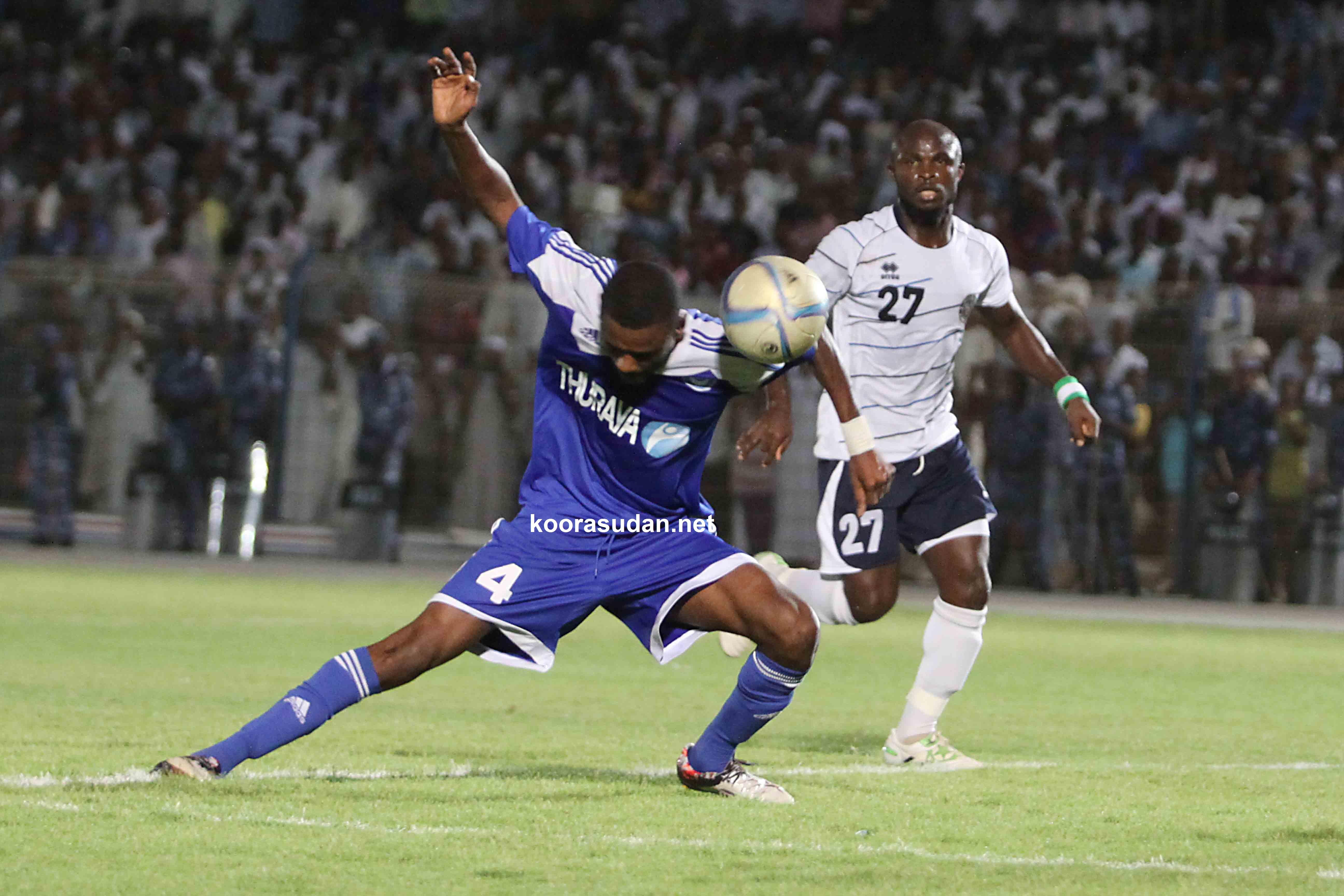 الهلال وأهلي شندي كأس السودان