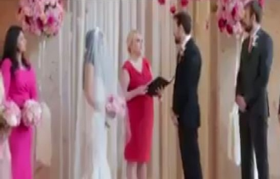 زواج سعودية من أمريكي