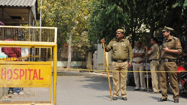 شرطة هندية