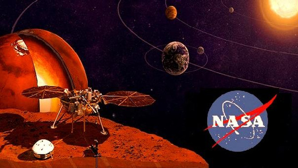 ناسا كوكب كواكب الارض المريخ