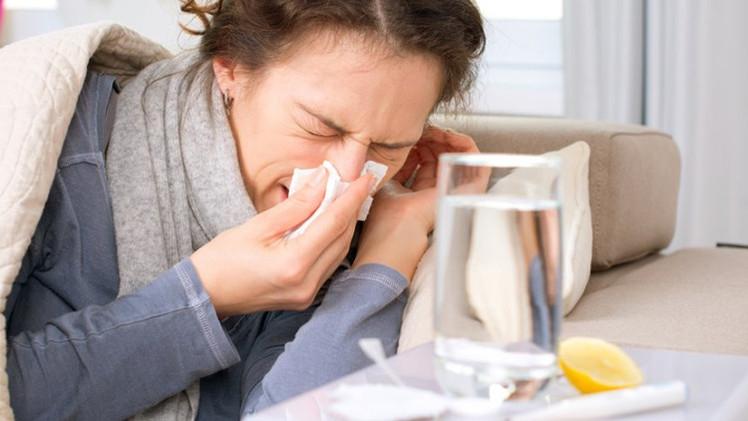 انفلونزا نزلة البرد