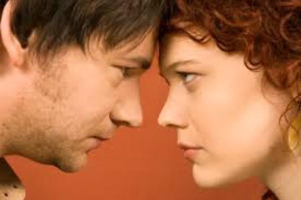 رجل - مرأة - حب