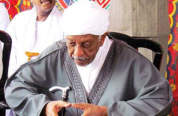 محمد عثمان الميرغني