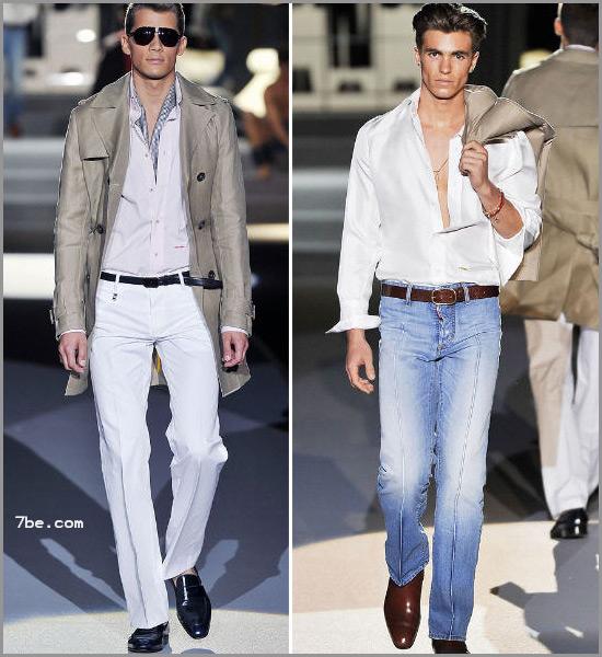 موضة ملابس رجالية
