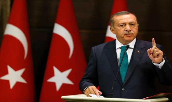 أردوغان يحذر