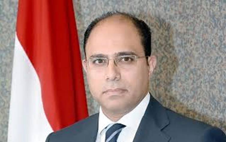 أحمد أبو زيد، المتحدث الرسمي باسم وزارة الخارجية