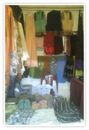 سوق ملابس