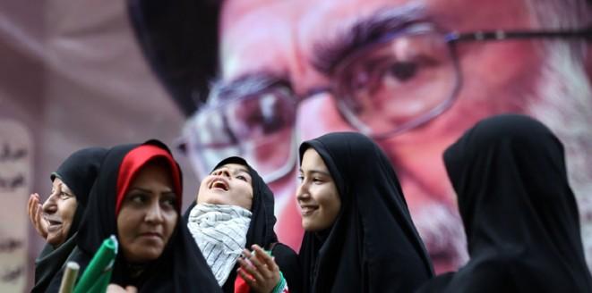 نساء إيران