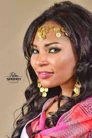 رفال حمزه ملكة جمال السودان