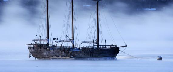 سفينة إسبانية