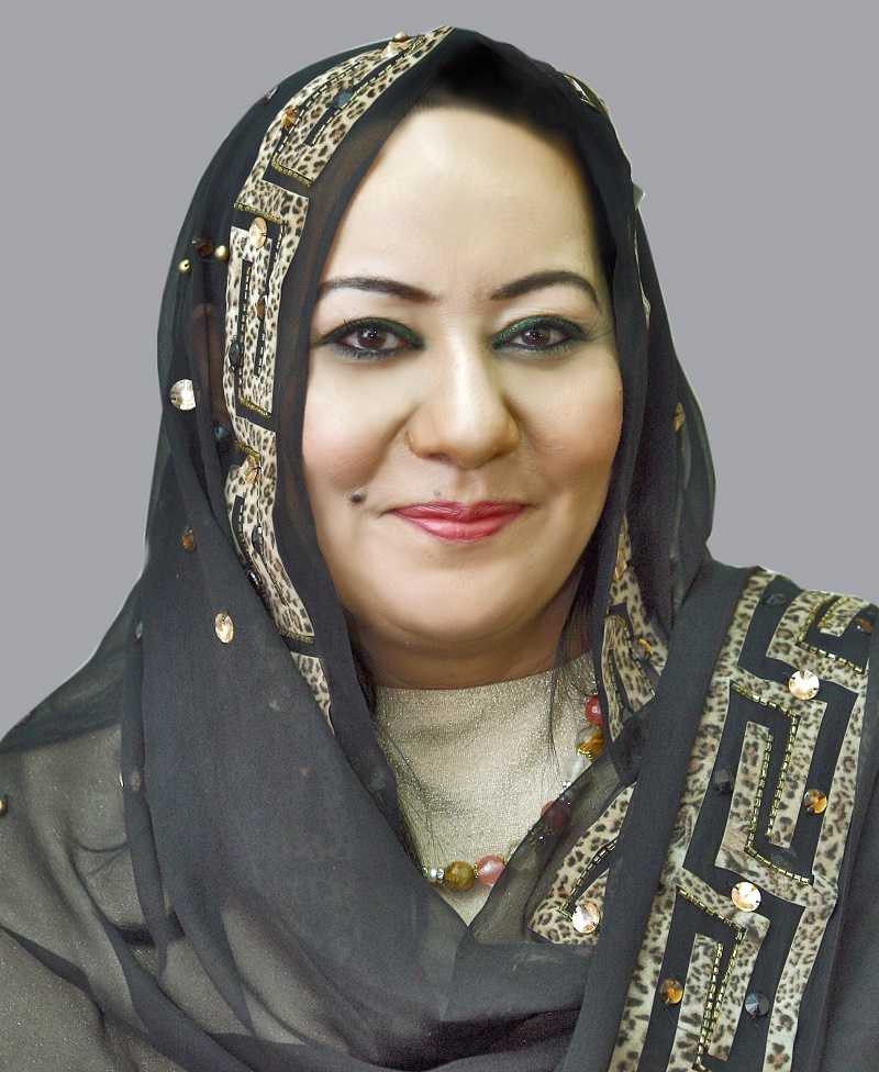 مؤسسة المرأة العربية تختار الصحفية عايدة عبدالحميد سفيرة للمرأة والطفل في العالم العربي