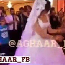 وصلة رقص لعروس