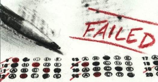 فشل رسوب