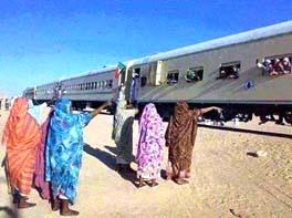 قطار قطر