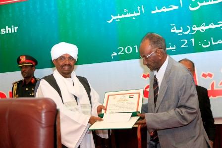 البشير سفراء السودان