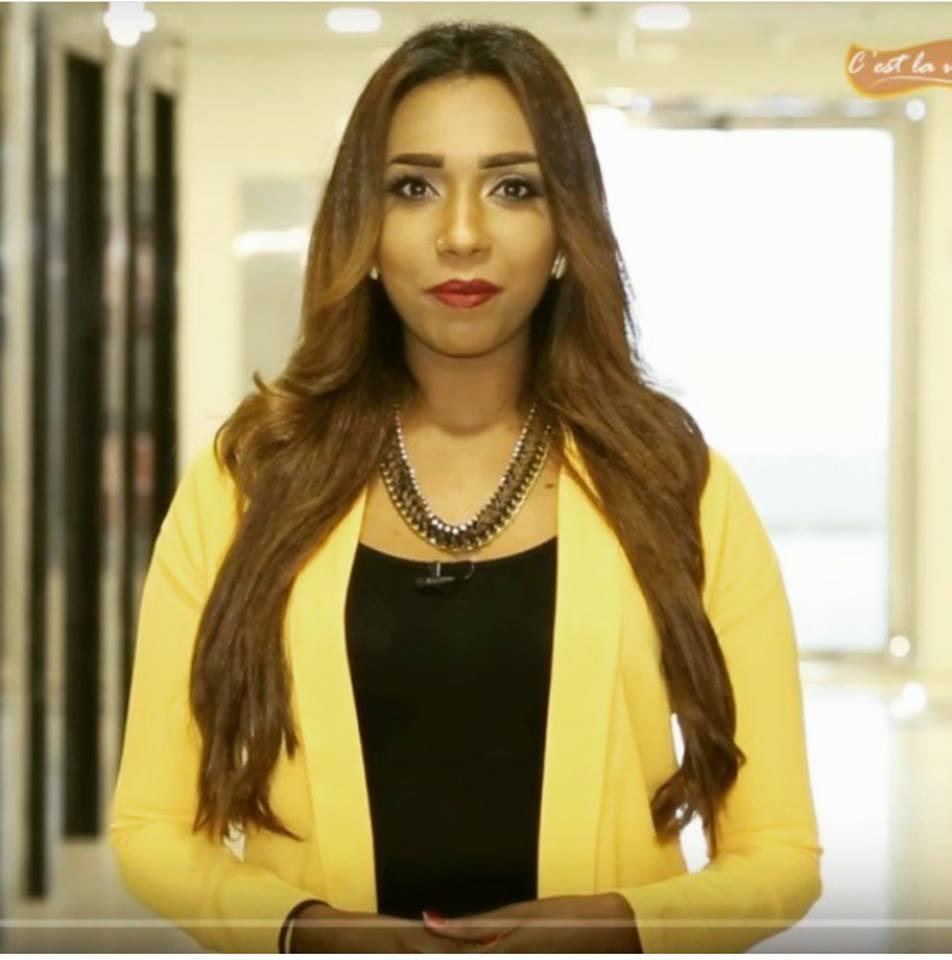 """المذيعة السودانية بقناة الفجيرة """"زوبا"""" الشامي في بوح خاص: أعتز جداً بسودانيتي"""