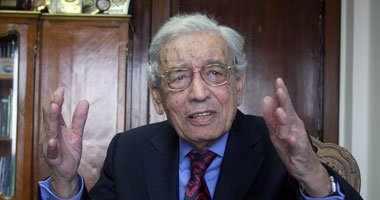 الموت يغيب الدكتور المصري بطرس غالى الأمين العام الأسبق للأمم المتحدة