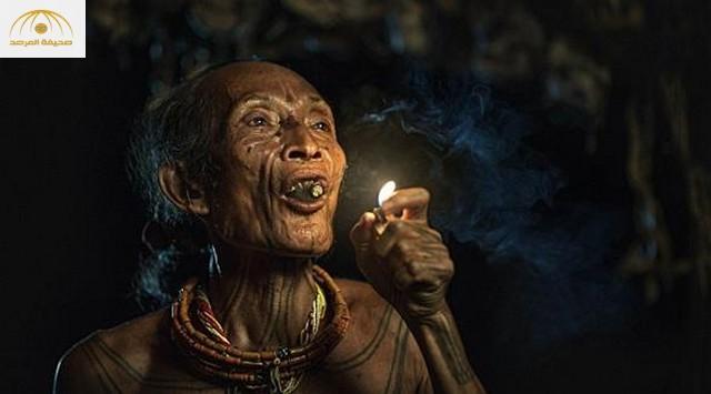 قبيلة تعيش في عزلة تامة عن العالم