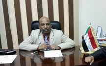 نائب القنصل العام بالاسكندرية محمد حمد محمد أحمد