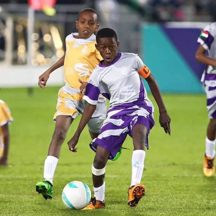 اشبال السودان يرفعون اسم الوطن عالياً ويحققون كأس بطولة )ج( بالدوحة بعد مباراة بطولية<br />