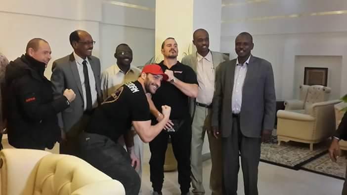 مصارعة السودان3
