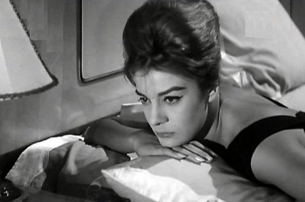 الممثلة المصرية نادية لطفي