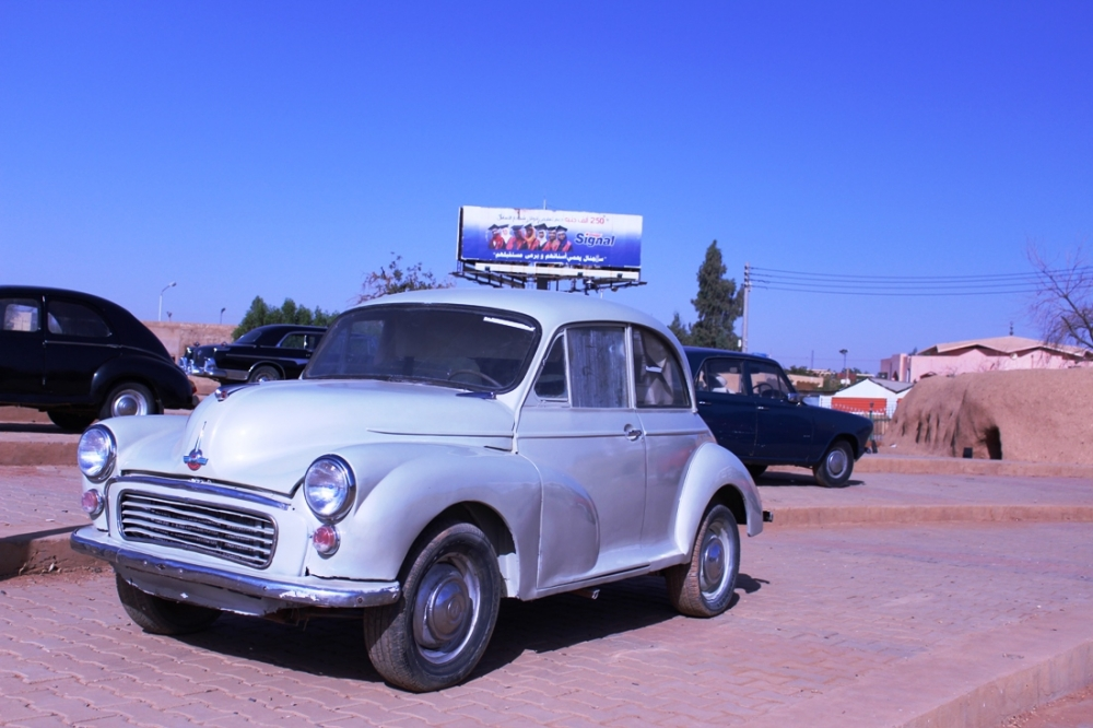 مهرجان السودان للسيارات العتيقة يضم أكثر من 100 عام من التاريخ