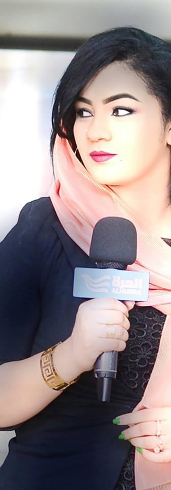 قناة الحرة تختار الفنانة السودانية أفراح عصام ضمن نخبة من المطربين العرب لتهنئة الجمهور بشهر رمضان