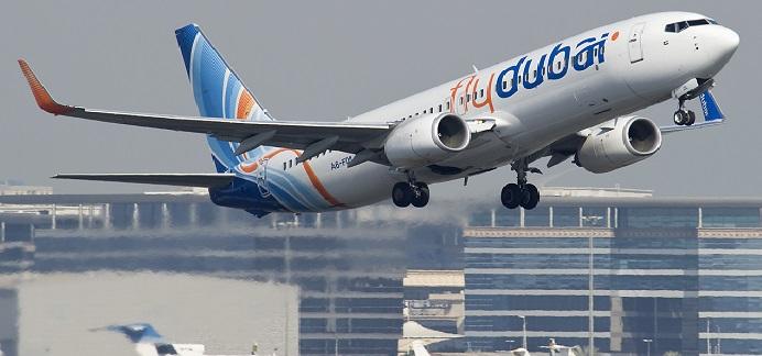 لطائرة المنكوبة هي بوينغ 737