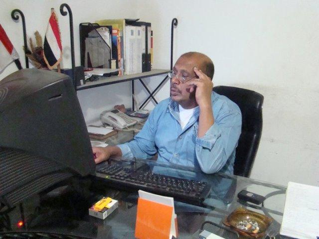 المخرج عبد الرحمن محمد عبد الرحمن