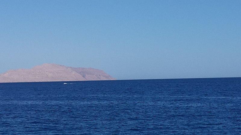 تيران الجزيرة العائدة للسعودية 1